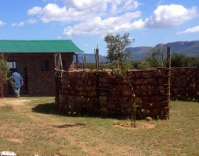 Nyoka Ridge  ABLUTION BLOCK WITH BRAAING AREA